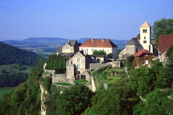 Château-Chalon (Шато-Шалон)